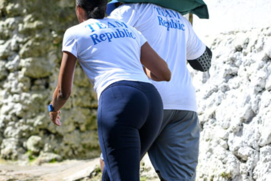 How to win the Republic Bank Corporate Challenge